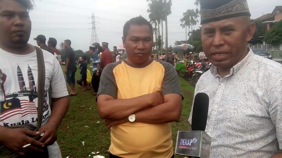 Caleg DPRD Kab.Tangerang, Yakub Ikraman
