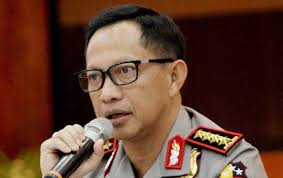 Jenderal Pol Prof. H. M. Tito Karnavian. Ph.D,